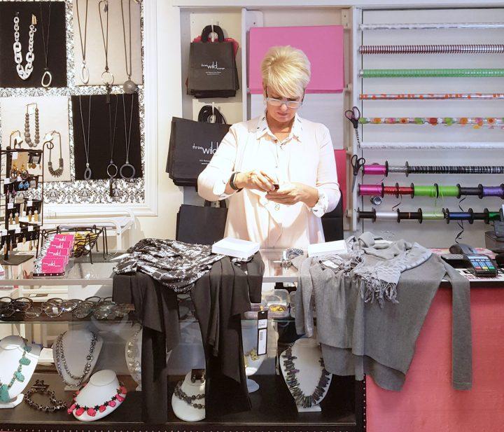 own fashion boutique