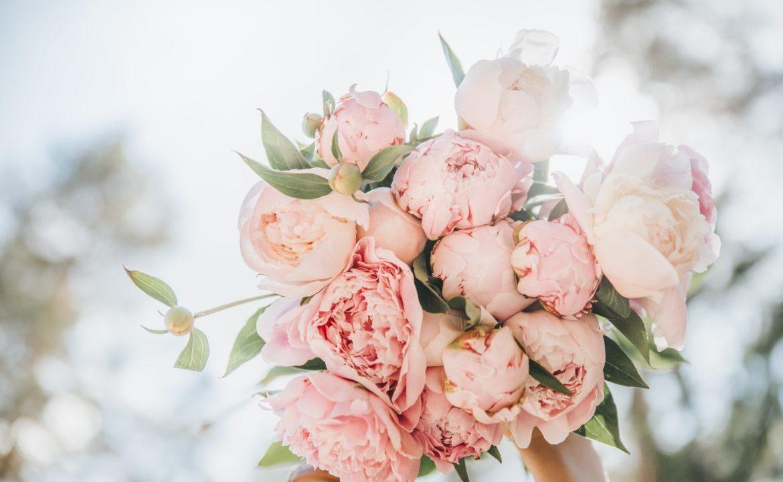 Beautiful Peony Wedding Ideas